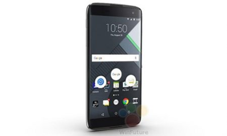 Inikah Wujud BlackBerry DTEK60?