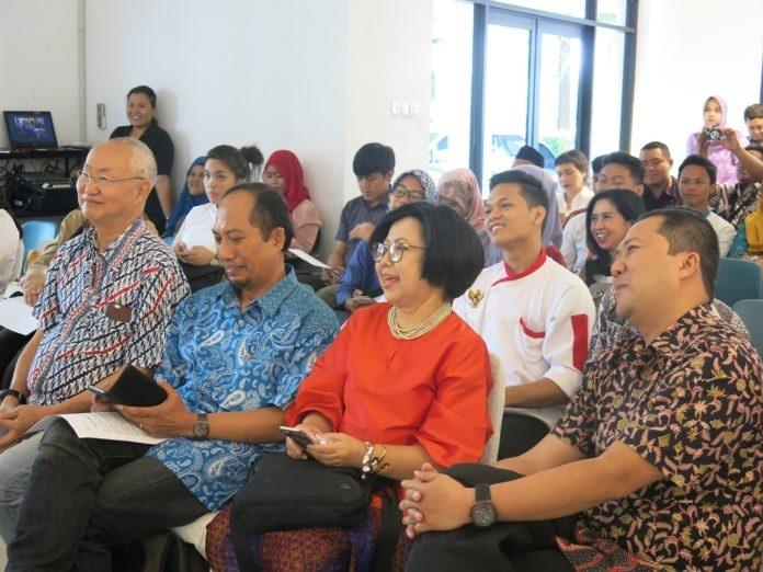 1.000 Pelajar Eropa Akan Belajar Masak Kuliner Indonesia