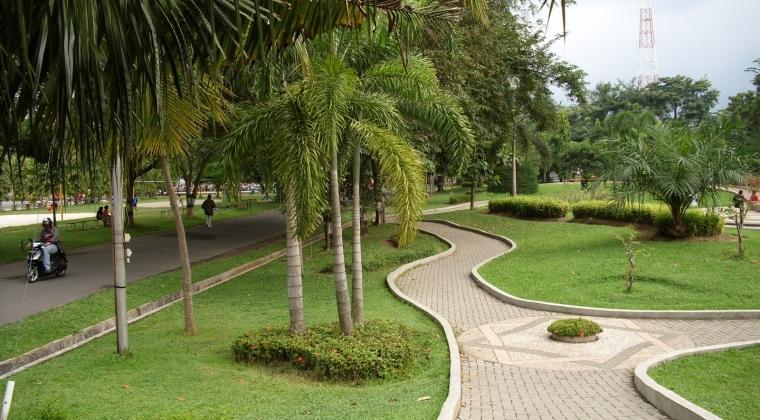 Pemprov Sulsel Buat Taman Multi Fungsi