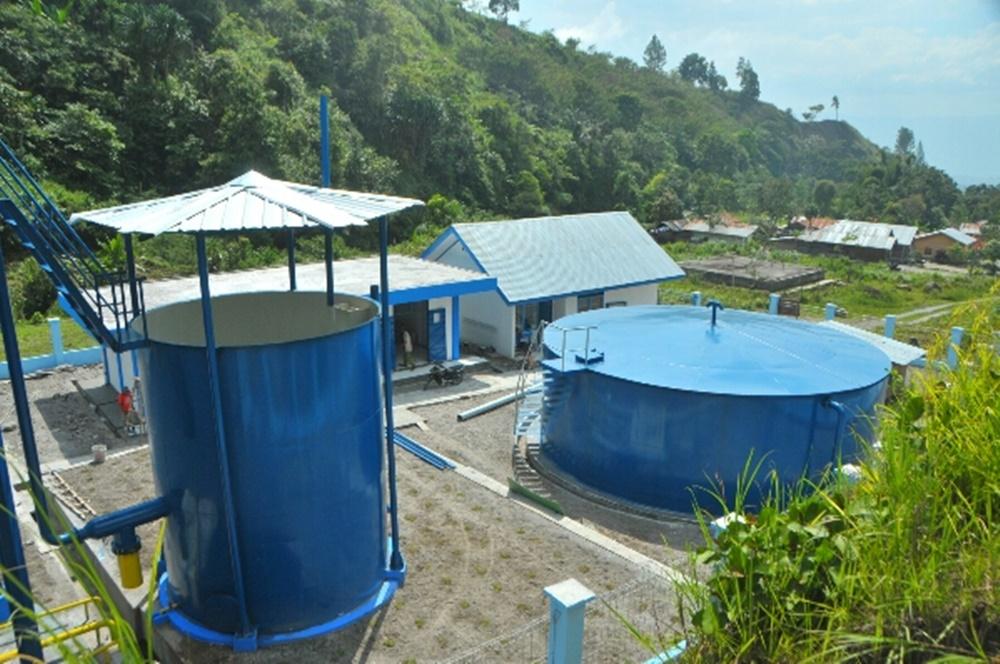 Tiga Spam Segera Dibangun Di Kota Gorontalo