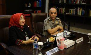 Sambangi Sulut, Deputi KemenPAN-RB Tinjau Pelayanan Publik Polda