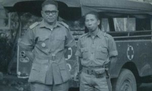 Mengenang Gubernur Sulut Pertama Broer Tumbelaka