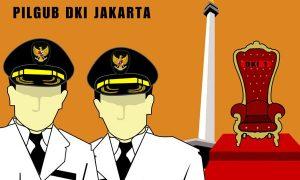 Ahok Menurun, LSI: Pilkada DKI 2017 Potensi Dua Putaran
